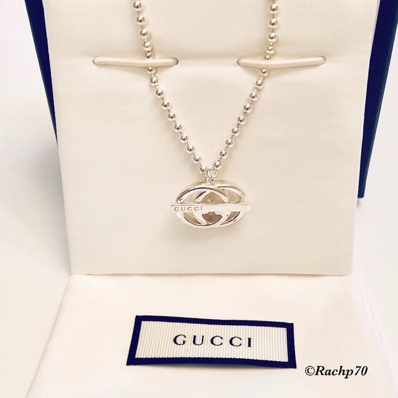 c7fc8988f Gucci Jewelry | Newauthentic Double G Logo Toggle Necklace | Poshmark